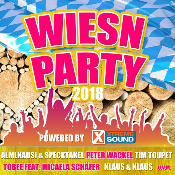 Various Artists - Wiesn Party 2018 powered by Xtreme Sound
