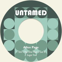 Allen Page - She´s the One That´s Got It
