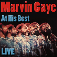 Marvin Gaye - Marvin Gaye At His Best (Live)