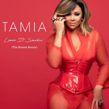 Tamia - Leave It Smokin' (The Kemist Remix)