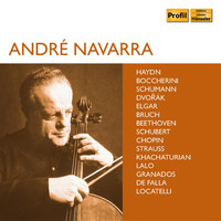 André Navarra - Haydn, Beethoven, Dvořák & Others: Works Featuring Cello