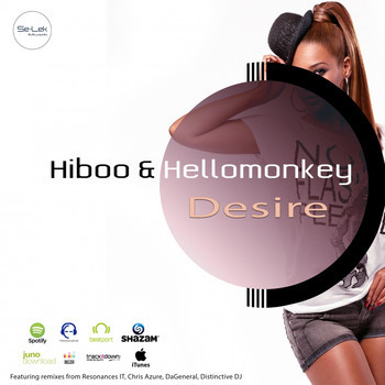 HiBoo and Hellomonkey - Desire