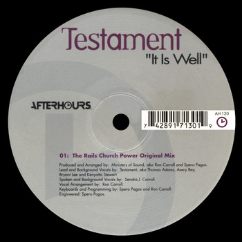 Testament - It is Well