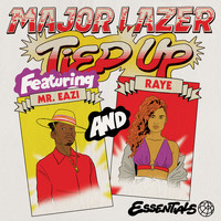Major Lazer - Tied Up (feat. Mr Eazi, RAYE and Jake Gosling)
