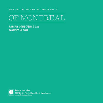 Of Montreal - Polyvinyl 4-Track Singles Series, Vol. 2