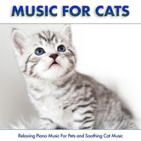 Music For Cats - Music For Cats: Relaxing Piano Music For Pets and Soothing Cat Music