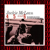Jackie McLean - 4,5 And 6 (Hd Remastered Edition, Doxy Collection)