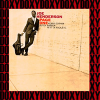 Joe Henderson - Page One (Hd Remastered Edition, Doxy Collection)
