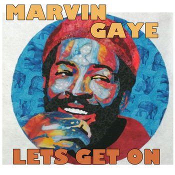 Marvin Gaye - Lets Get On (Live)