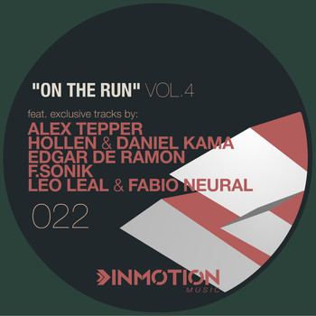 Various Artists - On The Run, Vol. 4