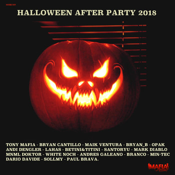 Various Artists - Halloween After Party 2018