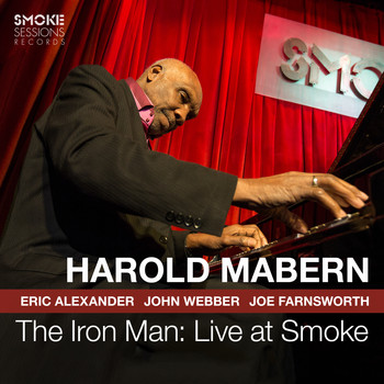 Harold Mabern - The Iron Man: Live at Smoke