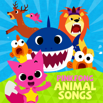 Pinkfong Animal Songs (2018)   Pinkfong   High Quality ...