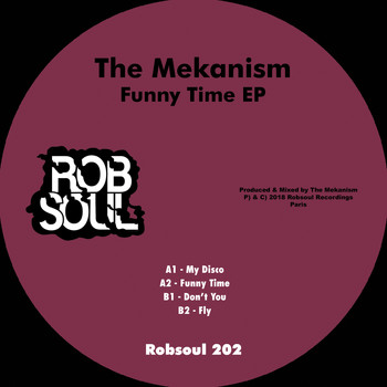 The Mekanism - Funny Time