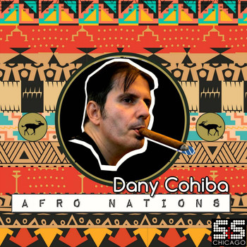 Dany Cohiba - The Afro Nations