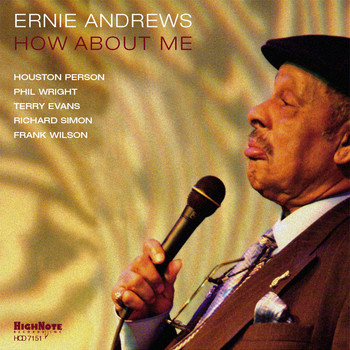 Ernie Andrews / Houston Person - How About Me