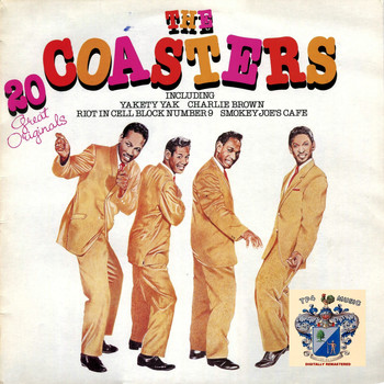 The Coasters - 20 Great Hits