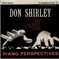 Don Shirley - Piano Perspectives