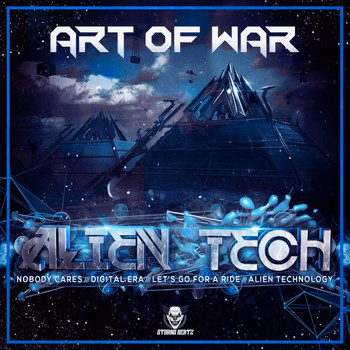 Art Of War - Alien Tech