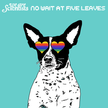 We Are Scientists - No Wait at Five Leaves (Radio Mix)