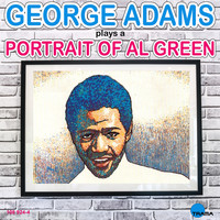 George Adams - Portrait of Al Green