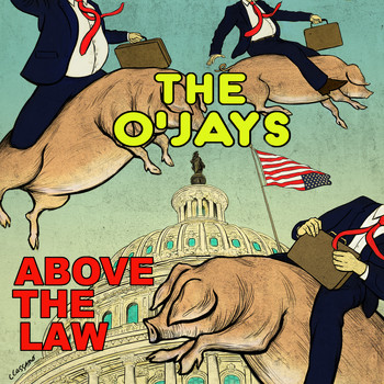 The O'Jays - Above The Law