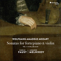 Alexander Melnikov and Isabelle Faust - Mozart: Sonatas for Fortepiano and Violin