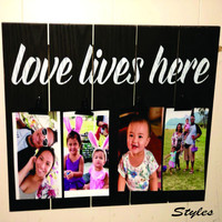 Styles - Love Lives Here
