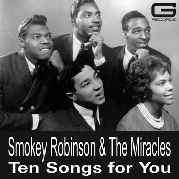 Smokey Robinson & The Miracles - Ten Songs for You