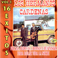 Los Hermanos Cardenas - 16 Exitos, Vol. 1