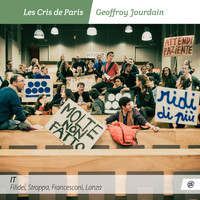 Les Cris de Paris and Geoffroy Jourdain - IT