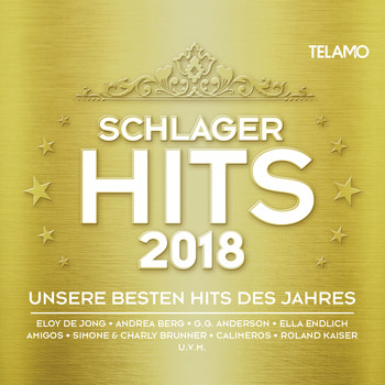 Various Artists - Schlager Hits 2018