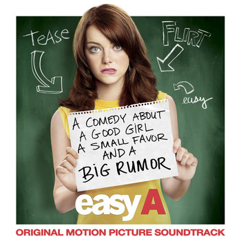 Various Artists - Easy A (Original Motion Picture Soundtrack)
