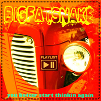 Big Fat Snake - You Better Start Thinking Again
