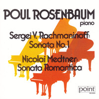 Poul Rosenbaum - Rachmaninoff and Medner for Piano
