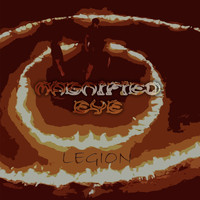 Magnified Eye - Legion