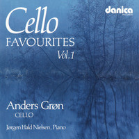 Anders Grøn - Cello Favoritter, Vol. 1