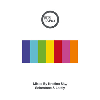 Kristina Sky, Solarstone and Lostly - Solarstone presents Pure Trance 7
