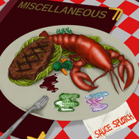 Miscellaneous - Sauce Splotch (Explicit)