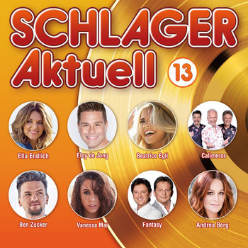 Various Artists - Schlager Aktuell 13