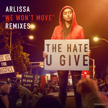Arlissa - We Won't Move (Remixes)