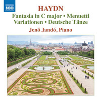Jenő Jandó - Haydn: Works for Piano