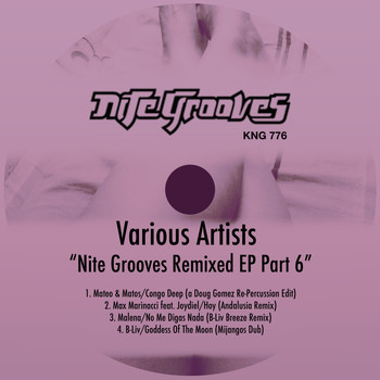 Various Artists - Nite Grooves Remixed EP, Part 6