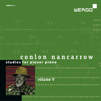 Conlon Nancarrow - Conlon Nancarrow: Studies for Player Piano, Vol. V