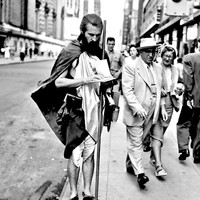 Moondog - New York Street Scene, 1956 (Remastered)