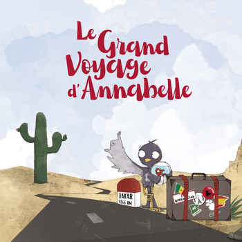 Various Artists - Le grand voyage d'Annabelle