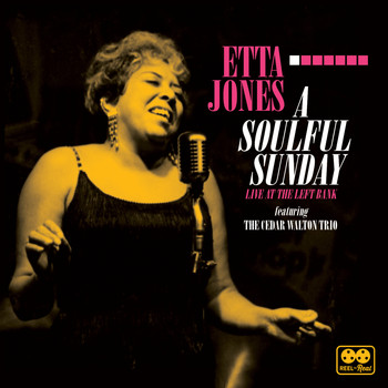 Etta Jones - A Soulful Sunday: Live At The Left Bank