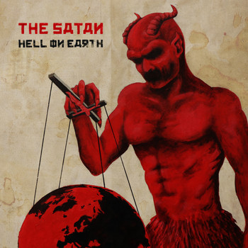 The Satan - Hell On Earth LP