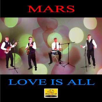 Mars - Love is All (Radio Edit)