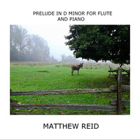 Matthew Reid - Prelude in D Minor for Flute and Piano